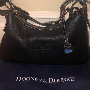 Dooney & Bourke Bags - •{ DOONEY & BOURKE }• RARE LEATHER STAMPED BAG